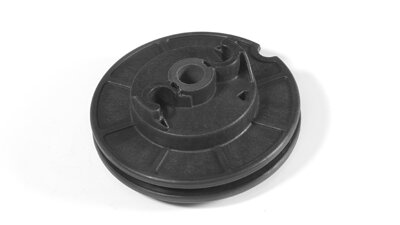 Plastic pulley   (AT052)