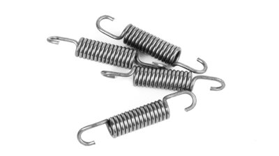 Exhaust spring (Set of 4)   (M139)