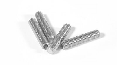 Studs inox 6 x 30 mm DIN 913 (Set of 4)   (MP047)