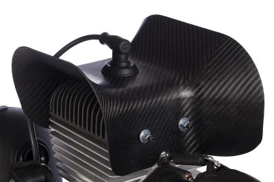 Carbon fiber extra cooling shroud (side fixing) 2016 vers.   (ACC161)