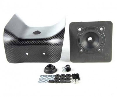Upgrade Kit (carbon fiber extra cooling shroud 2016 vers.  + cilinder head)   (ACC162)